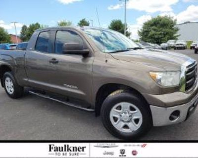 2011 Toyota Tundra Double Cab 6.5' Bed 4.6L V8 RWD