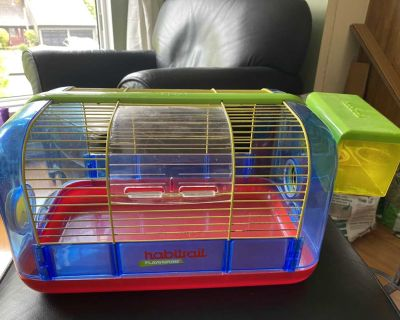 Hamster/Gerbil Cage (used)
