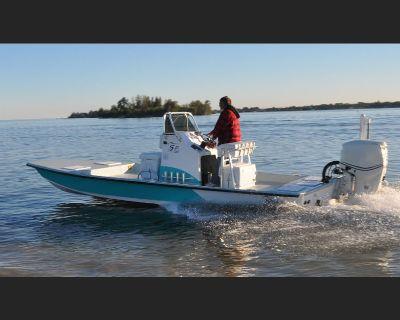 2022 Shoalwater Boats 21 Cat
