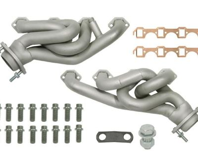 """1994-1995 Ford Mustang Equal Length Shorty Headers 1-5/8"""" Ceramic"""