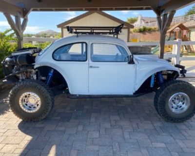 1965 Custom VW Baja Bug