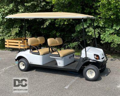 2021 Cushman Shuttle 4 EFI Gas Gas Powered Golf Carts Jackson, TN