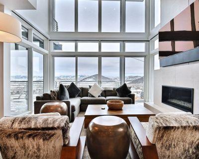 Ski-In/Ski-Out Elegant 5Br/5.5Ba Residence - Park City