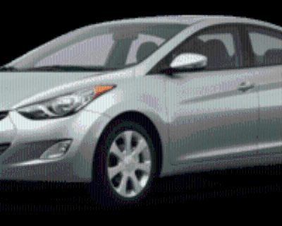 2012 Hyundai Elantra GLS Sedan Automatic (Ulsan Plant) (PZEV)