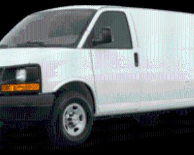 2018 Chevrolet Express Cargo Van 2500 LWB