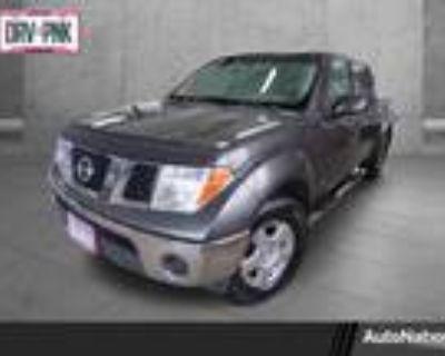 2008 Nissan frontier Gray, 153K miles