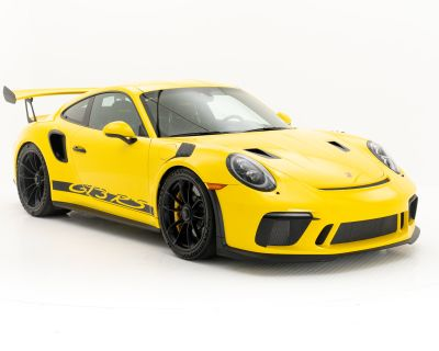 Dealer Inventory: Certified Pre-Owned 2019 Porsche 911 GT3 RS
