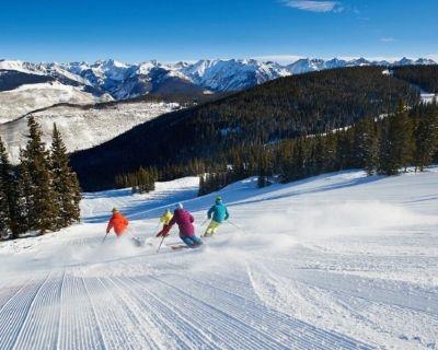 Vail Run X- Ski Week! Jan 29-Feb 5, 2022 - Vail
