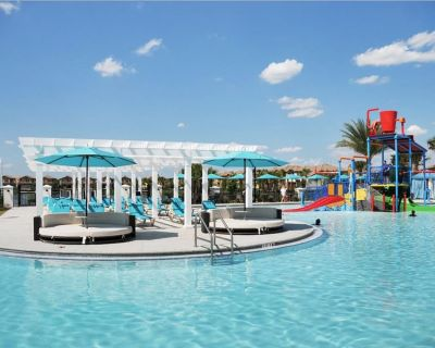 EASY2CANCEL/Clean and Safe/Mins to Parks/WaterPark/Arcade/Bar/Gym/Golf/AC/WiFi - Celebration