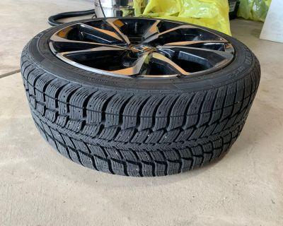 Colorado - Civic Si OEM wheels 2019