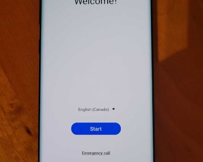 Samsung Galaxy Note 10+ 256gb with case
