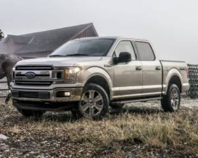2019 Ford F-150 Lariat SuperCrew 5.5' Box 4WD