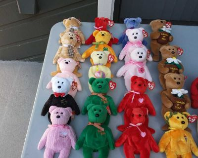 Ty Beanie Babies - New - Never Played With