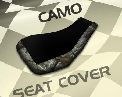 Suzuki Lt500r Quadzilla 87-97 Camo Seat Cover #doj9657 Elk1667