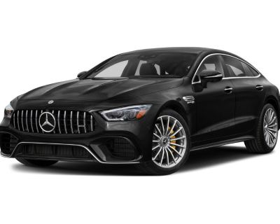 Pre-Owned 2020 Mercedes-Benz AMG GT 63 S With Navigation