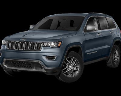 New 2021 JEEP Grand Cherokee 80th Anniversary Edition