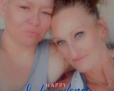 We are 2 ladies in a horrible situation. Our house burnt down and we are currently at a hotel paying 1 200 a month snd cant afford that. We get disability every month. So u will never hsve to worry about getting paid for rent. We are clean and need a plac