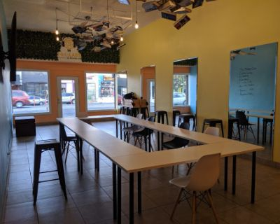 South LA s first Ideation Lab. Perfect creative space for retreats, planning meetings, talks, and events., Los Angeles, CA