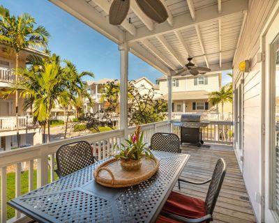 """""""SUGAR SHACK"""" ~ 3 Bed/3 Bath Pet Friendly Townhome in Gated Community! - Stock Island"""