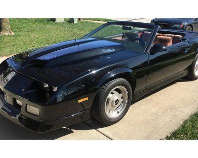 1989 Chevrolet Camaro IROC Z28