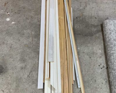 Miscellaneous Baseboards and Trim