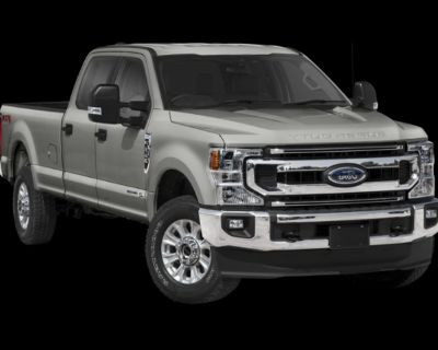 New 2022 Ford F-350SD XLT 4WD