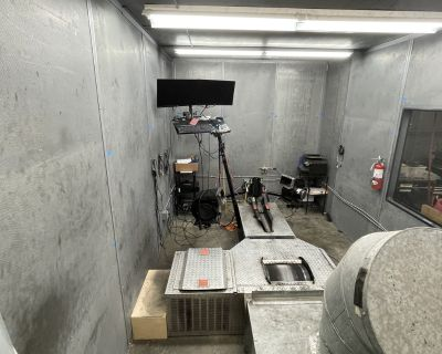 Complete dyno room with dyno an all new updated equipment&nb