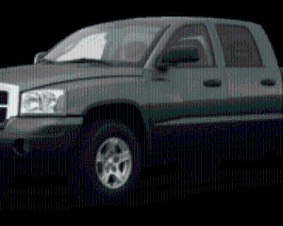 2007 Dodge Dakota SLT Quad Cab Short Bed 2WD