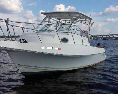 2000 27' Aquasport 275 Explorer