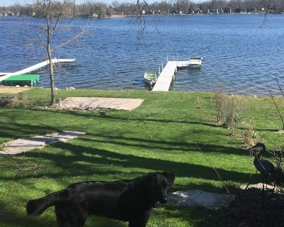 Family And Pet-Friendly On Waubeesee Lake ~ Includes Kayaks! - Wind Lake