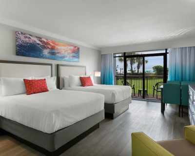 Stunning Oceanfront Room Newly Renovated On-site Starbucks! - Myrtle Beach