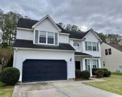 501 Whisper Walk, Chesapeake, VA 23322 4 Bedroom House