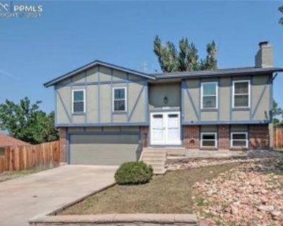 4958 Wood Brook Ct, Colorado Springs, CO 80917 4 Bedroom House