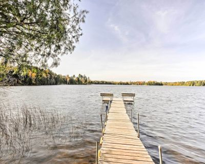 Winchester Condo on South Turtle Lake w/Boat Slip! - Manitowish Waters