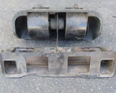Used Heater Blower Motor With Vents 230sl 250sl 280sl W113 113 Pagoda
