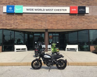 2021 Ducati Scrambler Icon Dark Sport West Chester, PA
