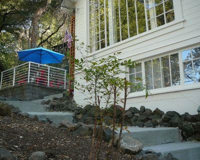 Lovely, Stylishly Furnished ORINDA Duplex. Near San Francisco/Berkeley/Oakland - Knickerbocker