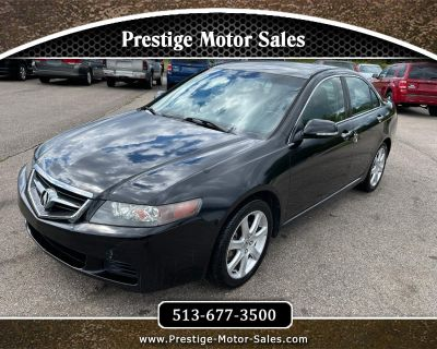 Used 2005 Acura TSX 5-speed AT