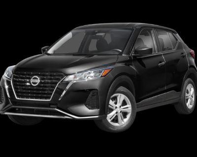 New 2021 Nissan Kicks S FWD