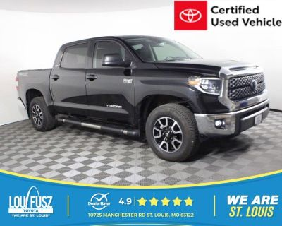 Certified Pre-Owned 2020 Toyota Tundra 4WD SR5 4WD Crew Cab Pickup