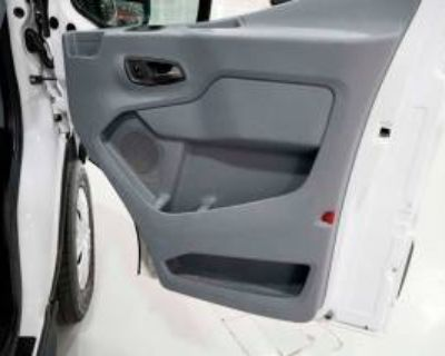 """2015 Ford Transit Cargo Van T-250 with Swing-Out RH Door 130"""" Low Roof 9000 GVWR"""