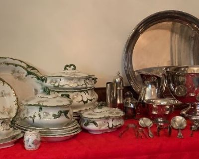 Living Estate Sale for Laura Waugh