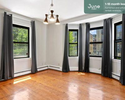 #419 Queen room in Brighton 4-bed / 2.0-bath apartment