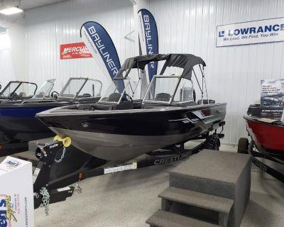 2021 Crestliner 1850 SUPERHAWK WT JS Aluminum Fish Boats Kaukauna, WI