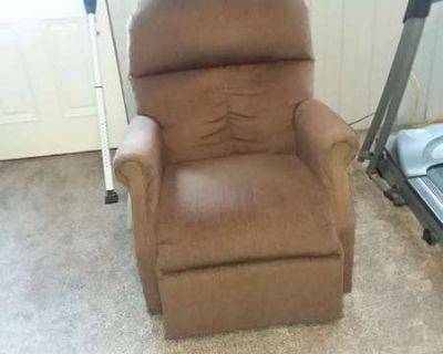 Pride Mobility 3 position recliner