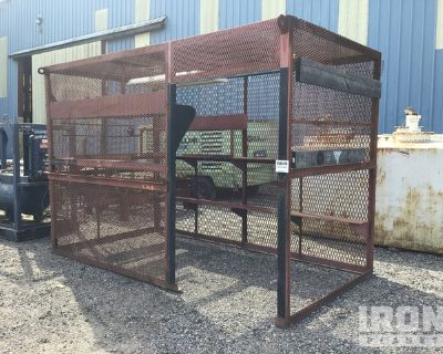 Portable Tool Storage Shed