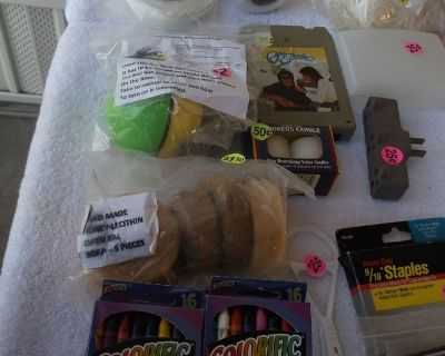 Misc. Household Items - Box12