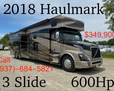 2018 Haulmark Haulmark Bunk Bed