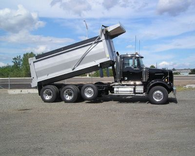 Dump truck financing - All credit types - (Nationwide)