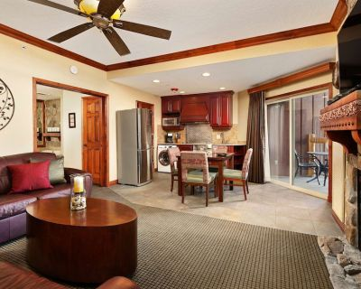 White Pines 1-Bedroom Deluxe Suite Located at Westgate Park City - Park City